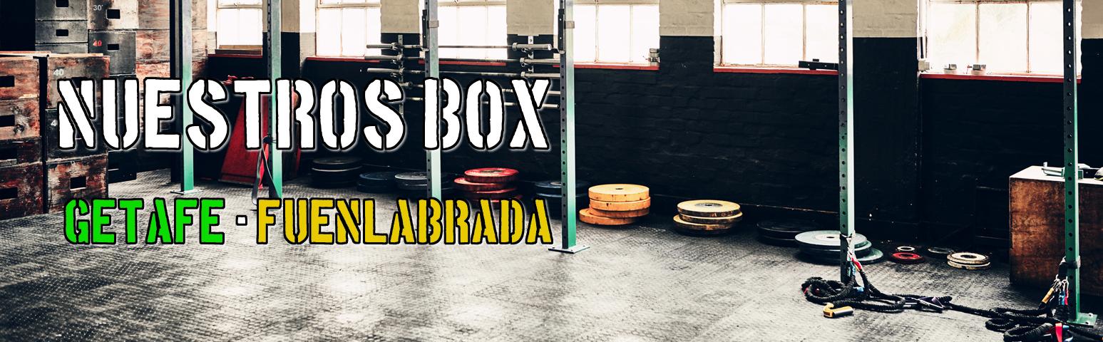 Conoce nuestros Box!